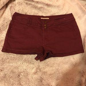 Pants - Bluespice shorts
